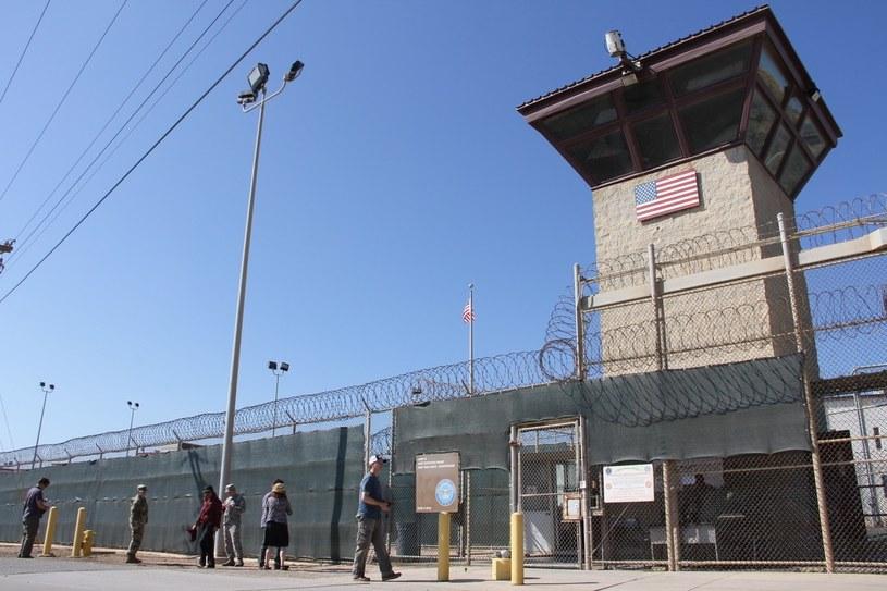 Więzienie w Guantanamo /Thomas WATKINS /AFP