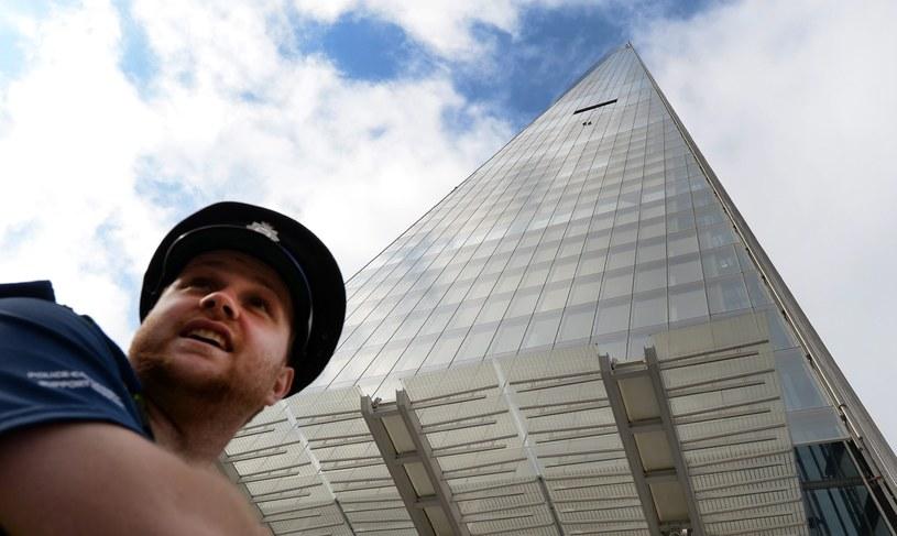 Wieżowiec Shard /PAP/EPA