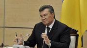 Wiktor Janukowycz obecny na pogrzebie syna