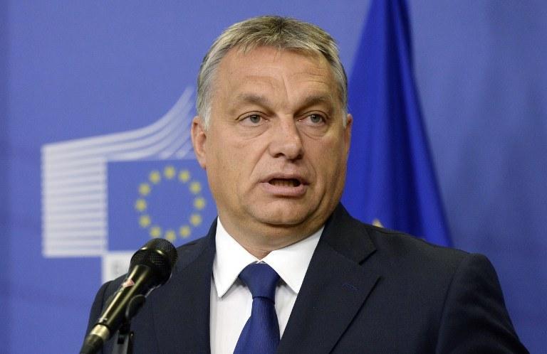 Wiktor Orban /AFP