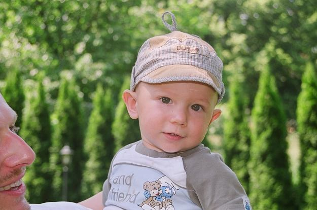 Wiktorek ma cztery latka i potrzebuje pomocy /INTERIA.PL