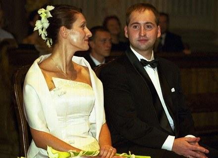Wiktoria Bielan popiera przekonania męża/fot.Marcin Smulczyński /East News