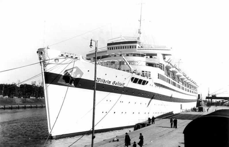 """""""Wilhelm Gustloff"""" został zbudowany jako starek wycieczkowy /Odkrywca"""