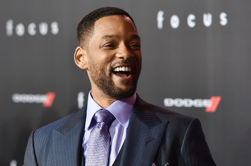 """Will Smith nie otrzymał nominacji za rolę w filmie """"Wstrząs"""". /Getty Images"""