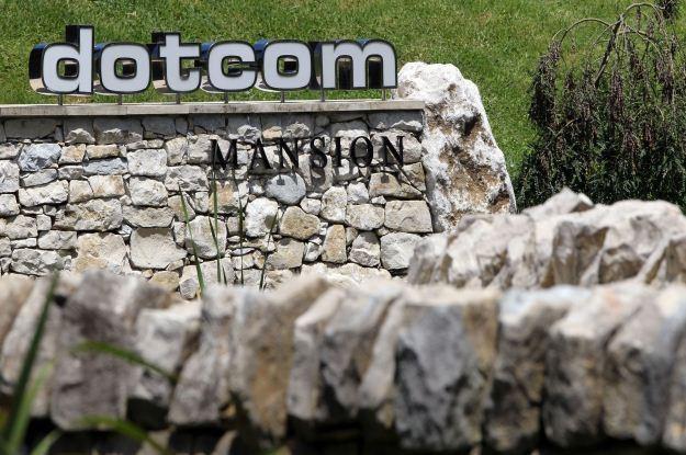 Willa Dotcoma to symbol sukcesu, który osiągnął popularny serwis Megaupload /AFP
