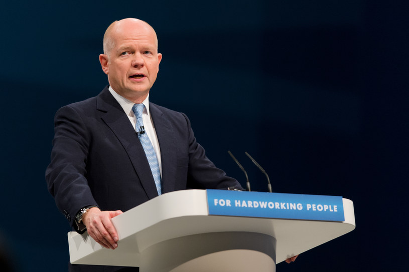 William Hague /AFP