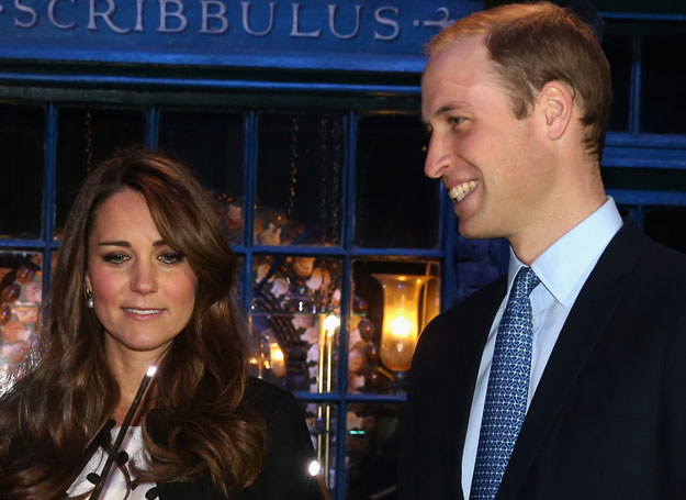 William i Kate /Getty Images/Flash Press Media