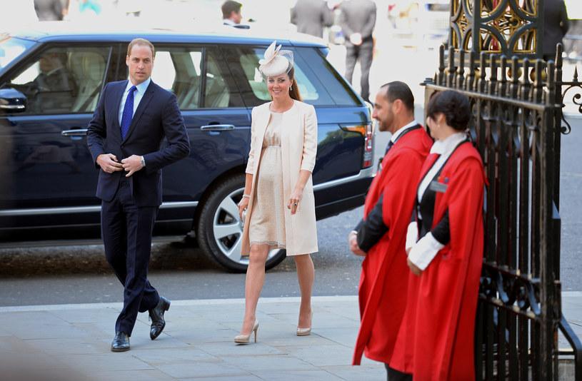William i Kate /AFP