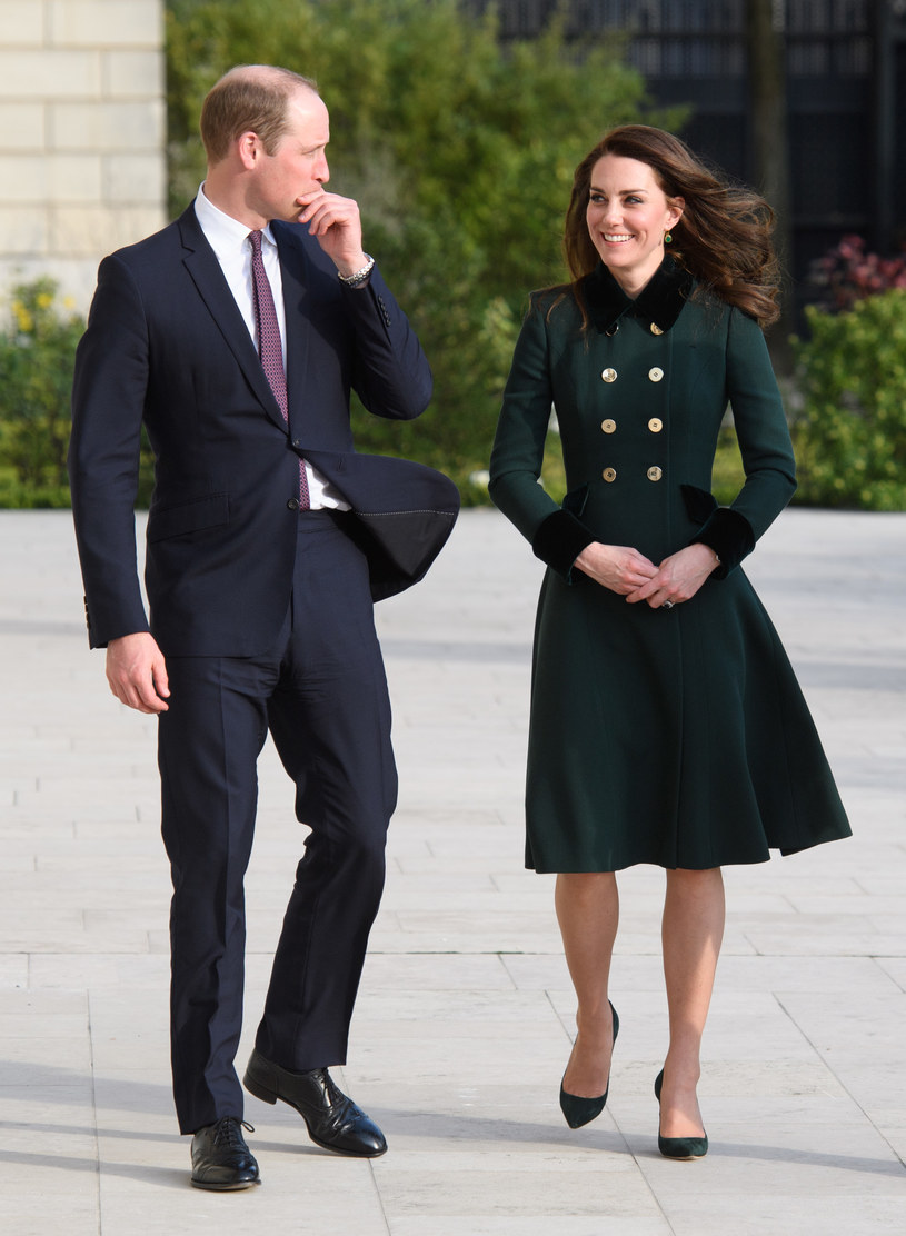 William i Kate /Robin Nunn/insight media /Agencja FORUM
