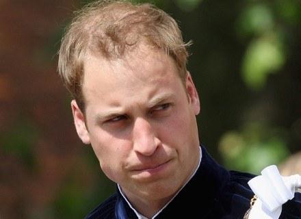 William, książę Walii /AFP