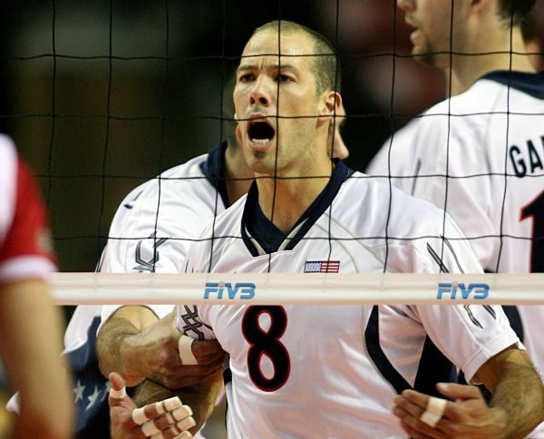 William Priddy - na niego polscy siatkarze muszą zwrócić baczną uwagę. /www.fivb.org