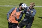 Wilmots podał 23-osobową kadrę Belgii na Euro 2016