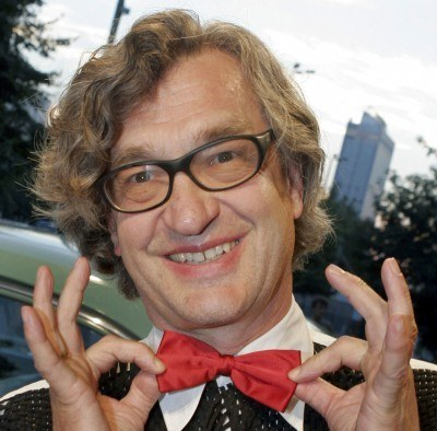"""Wim Wenders otworzy Warszawski Festiwal Filmowy swoim nowym filmem """"Nie wracaj w te strony"""" /AFP"""