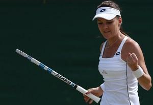 Wimbledon - 1/8 finału: Agnieszka Radwańska - Jelena Janković 7:5, 6:4