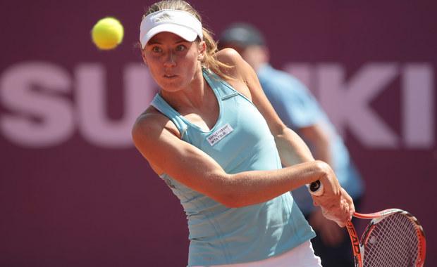 Wimbledon: Alicja Rosolska odpadła w półfinale debla