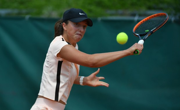 Wimbledon: Iga Świątek w finale turnieju juniorek!