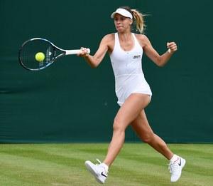Wimbledon. Linette po porażce w pierwszej rundzie: Trawa wciąż mnie nie lubi