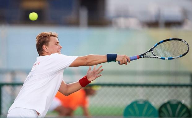 Wimbledon: Matkowski awansował do 2. rundy miksta kosztem Rosolskiej