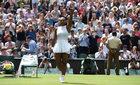 Wimbledon. Serena Williams pewnie awansowała do drugiej rundy