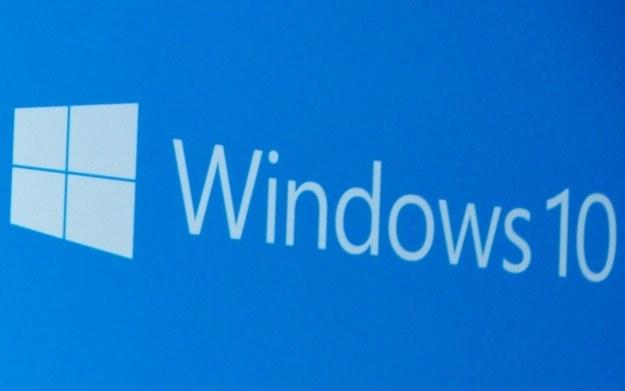 Windows 10 - fragment prezentacji nowego systemu firmy Microsoft /AFP