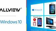 Windows 10 - tablety Allview w przedsprzedaży