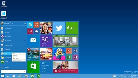 Windows 10 zadebiutuje 29 lipca, ale nie każdy skorzysta wtedy z nowego systemu Microsoftu /materiały prasowe