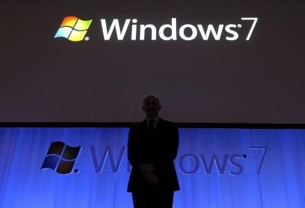 Windows 7 miał swoją globalną premierę 22 października /AFP