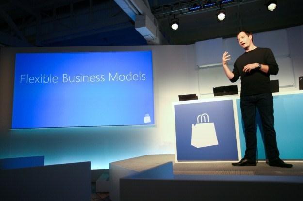 Windows 8 wkrótce trafi na wszystkie platformy /AFP