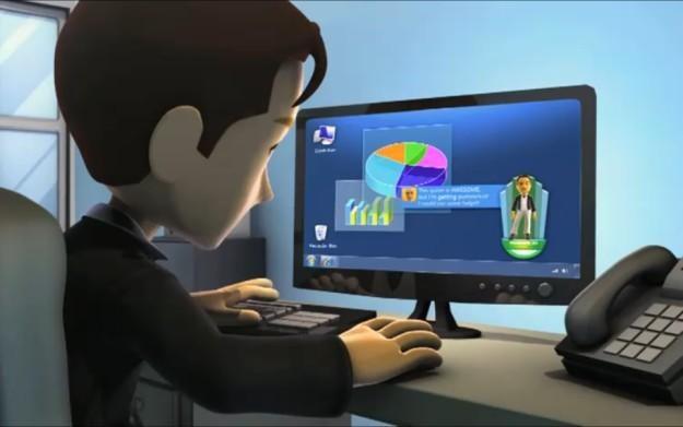 Windows Gaming eXperience - fragment zwiastunu usługi /Informacja prasowa