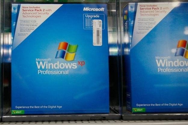 Windows XP do dnia dzisiejszego pozostaje największym sukcesem Microsoft /AFP