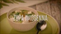 Wiosenna zupa z fasolką