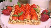 Wiosenne ciasta owocowe w wykonaniu Bartka Boratyna