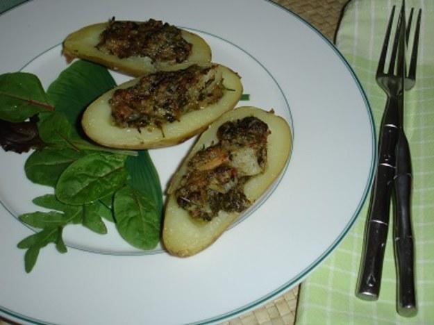 Wiosenne ziemniaki według Alain Passard, 3 * w Michelin