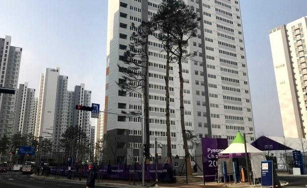 Wioska medialna w Gangneung - dom tysięcy dziennikarzy
