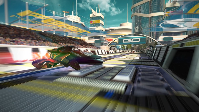 WipEout Omega Collection /materiały prasowe
