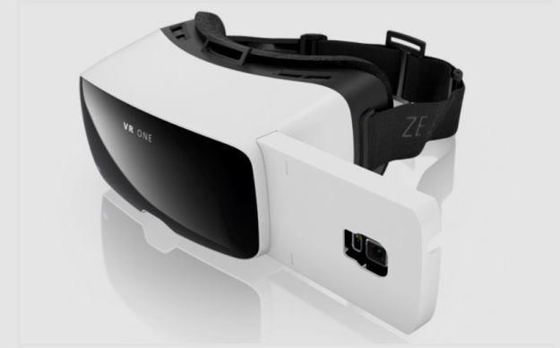 Wirtualne gogle od Carl Zeiss VR One /materiały prasowe