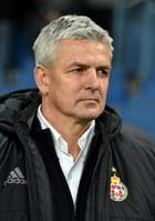 Wisła Kraków - Bruk-Bet Termalica 2-0. Michniewicz i Wdowczyk po meczu