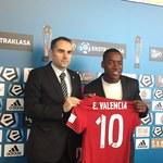 Wisła Kraków. Ever Valencia: Zdecydowałem się na transfer trochę przez Lewandowskiego