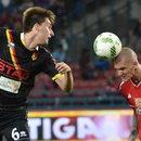 Wisła Kraków - Jagiellonia Białystok 1-0 w 35. kolejce Ekstraklasy