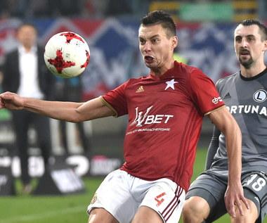Wisła Kraków – Legia Warszawa 0-1. Michał Kucharczyk: Powoli odbijamy się od dna