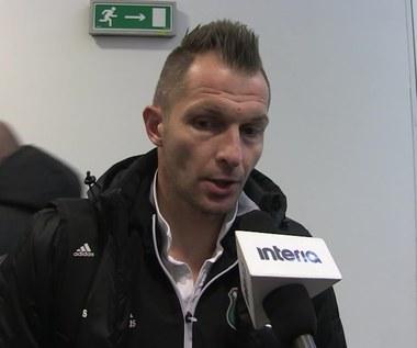 Wisła - Legia 0-1. Malarz: Cieszy zwycięstwo na trudnym terenie
