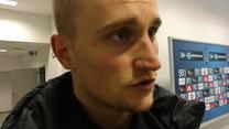 Wisła - Zagłębie 1-2. Pawłowski: Potrzebowałem regularnej gry (wideo)