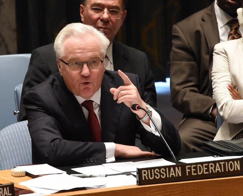 Witalij Czurkin /AFP
