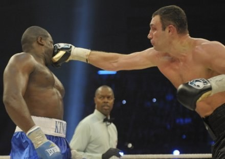 Witalij Kliczko kontra Kevin Johnson /bokser.org