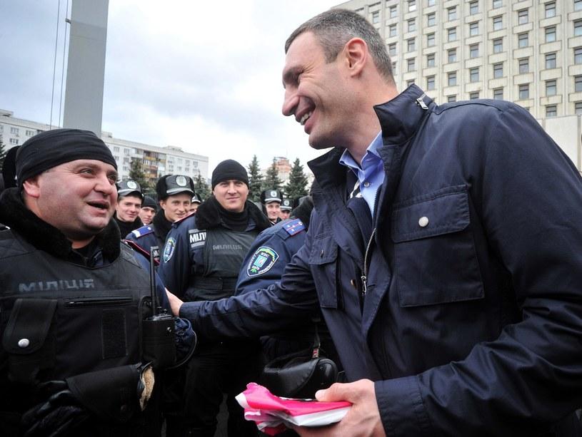 Witalij Kliczko /AFP