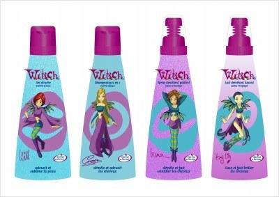 Witch - kosmetyki przeznaczone do pielęgnacji włosów i ciała /materiały prasowe
