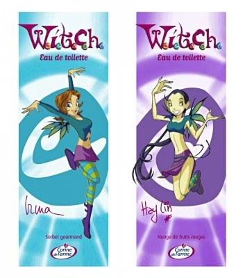Witch - wody toaletowe /materiały prasowe