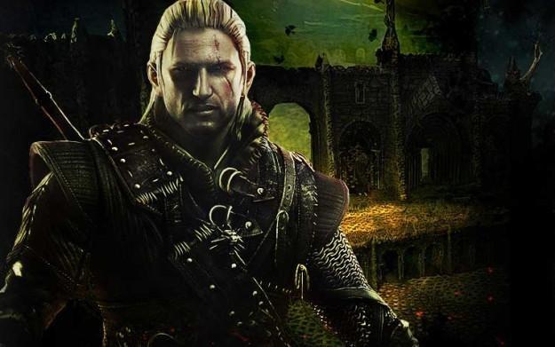 Witcher 2 - motyw graficzny /Informacja prasowa