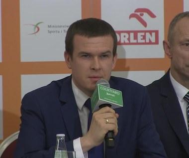 Witold Bańka gratuluje polskim medalistom HME
