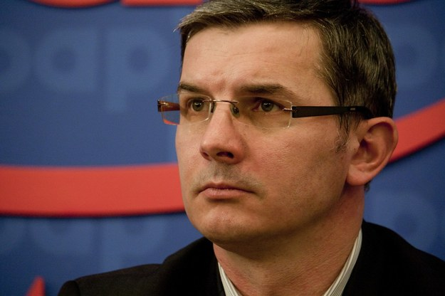 Witold Choiński, prezes Zwiazku Polskie Mięso / Krystian Dobuszyński /Reporter
